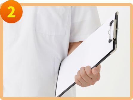 患者様一人ひとりの体の状態を見極めながら、専門のスタッフが手技で施術をおこなう